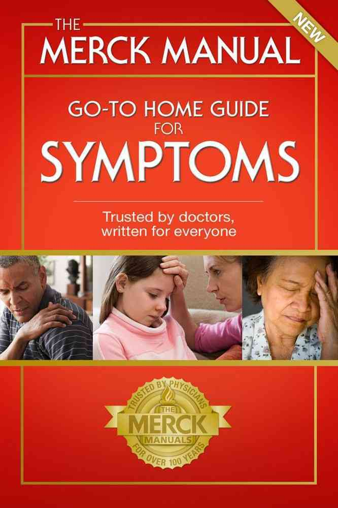 The Merck Manual Go-to Home Guide for Symptoms By Porter, Robert S. (EDT)